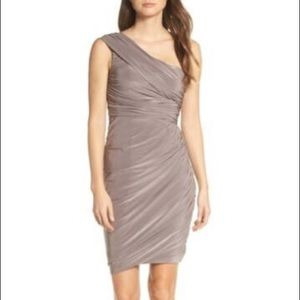 Gorgeous rushed dress